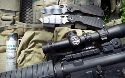 MNKF: The Strider Knives SnG Folder