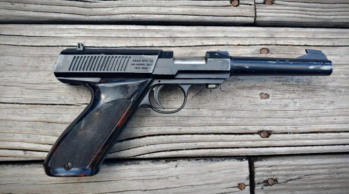 WAMO Powermaster 22 LR pistol