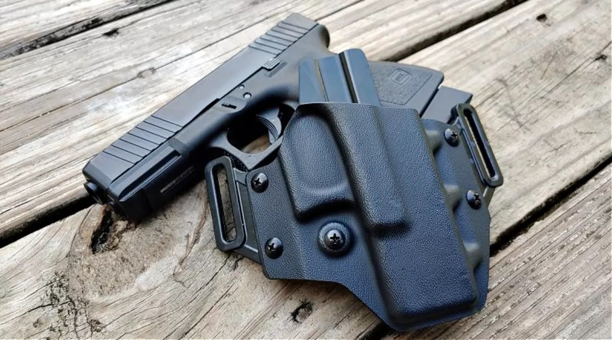 Crucial Concealment OWB holster review.