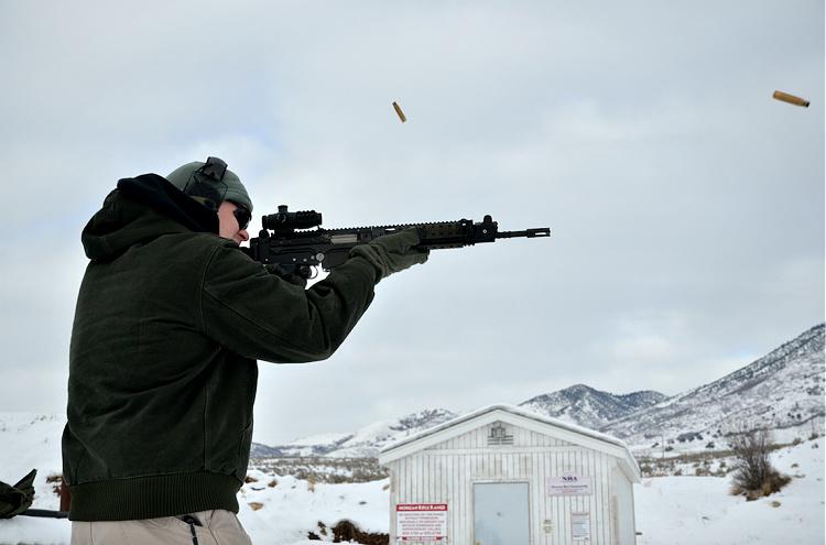 FAL Rifle