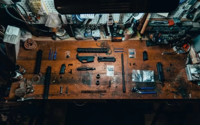 Homebody Blaster Building: White Label Armory Home Builders Kit