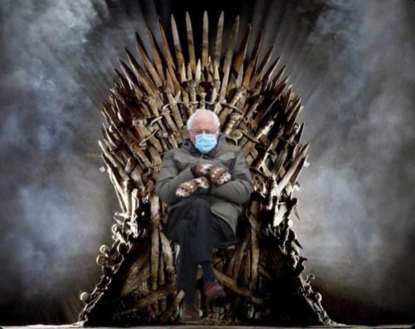 Lord Bernie of House Sanders