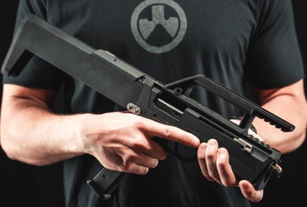 "Magpul's ""Briefcase Gun"" is back!"