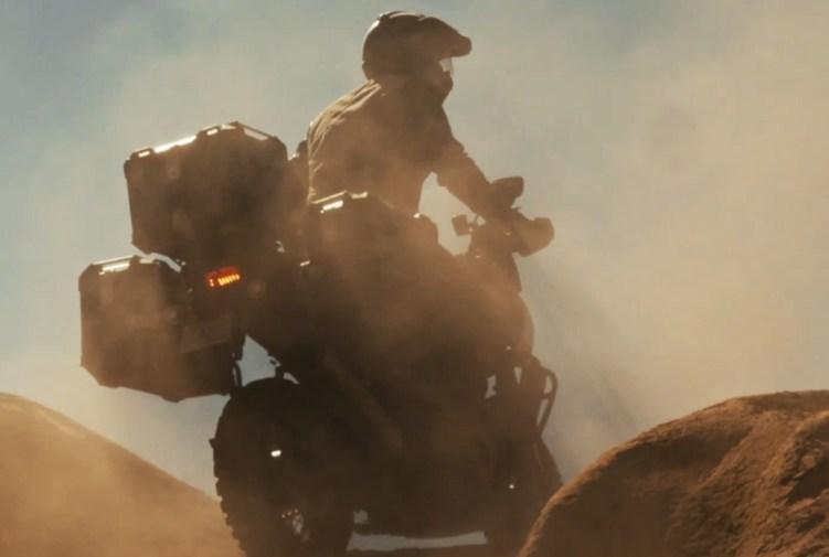 Jason Momoa Harley Davidson