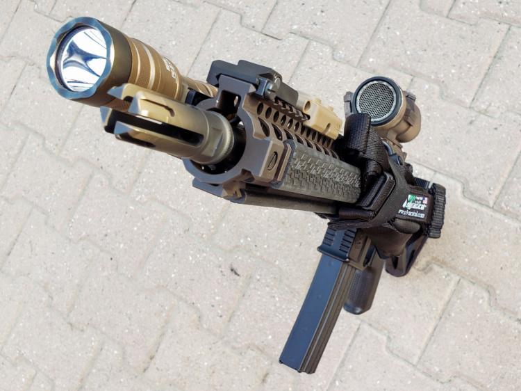 MK18 beautiful blaster