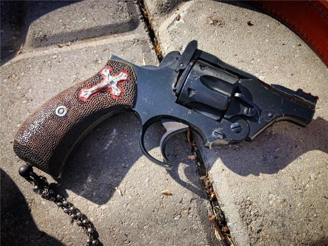 Made in Trexico Fitz Special revolver