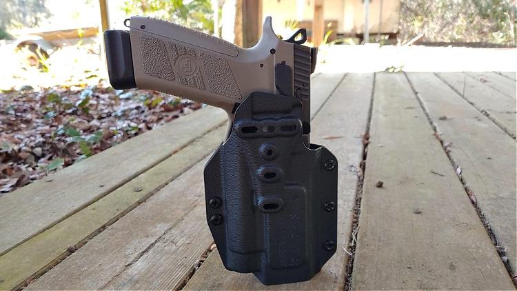PHLster Floodlight OWB duty open carry holster