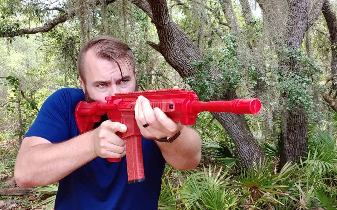 ASP Red Guns – HK 416 Edition