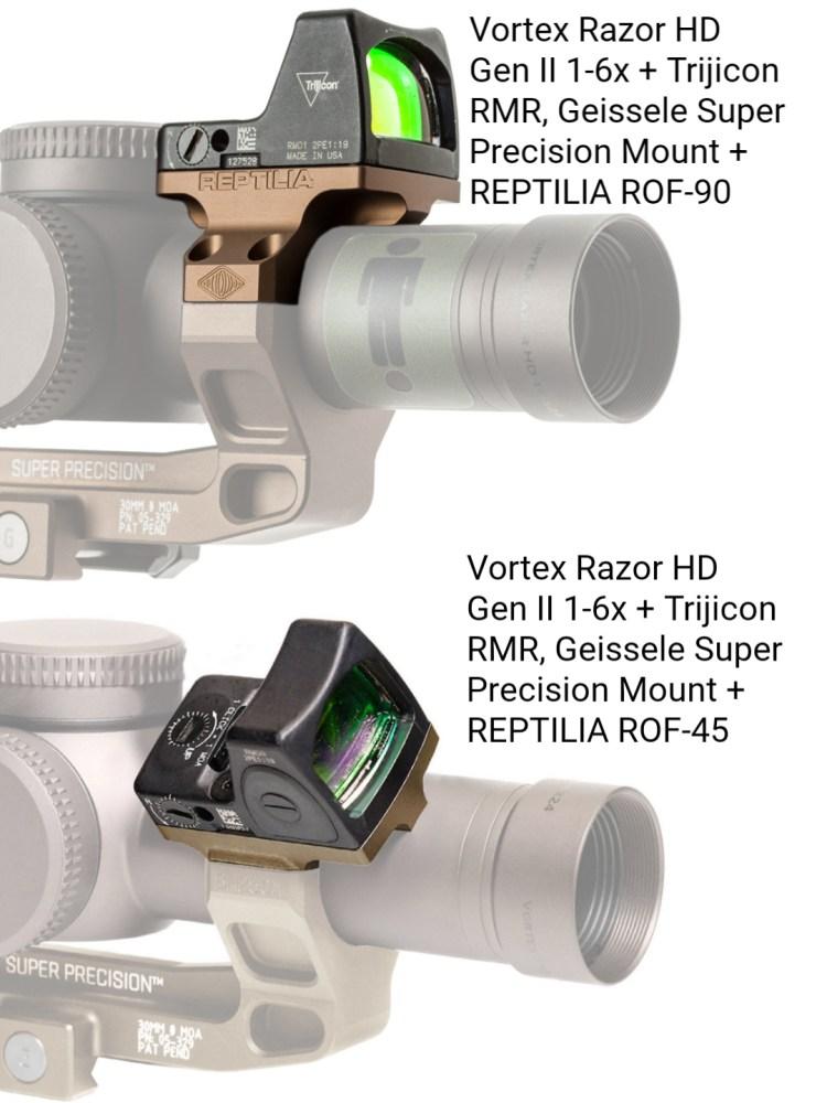 Reptilia-ROF-and-Geissele-Super-Precision-with-Vortex-Razor-at-45-and-90-degrees