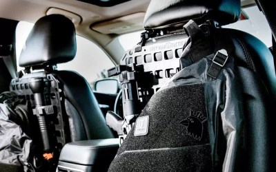 GreyManTac: Rigid (*snicker*) MOLLE Seatback