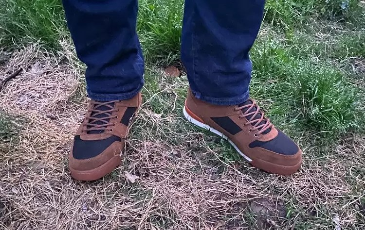 stylish mens hiking boots from Ridgemont Outfitters