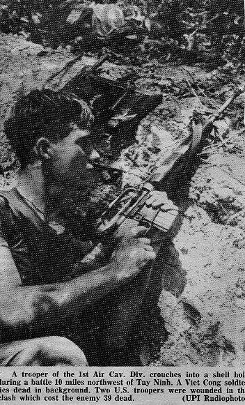 1/9 Cavalry, 1st Cavalry Division, Vietnam