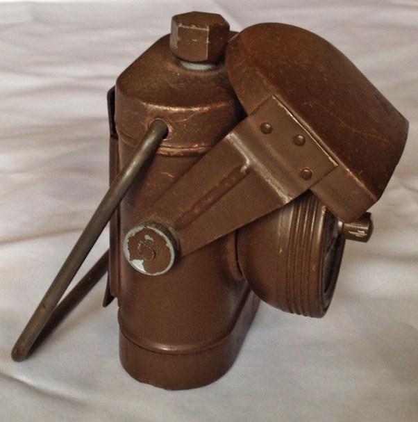 Electric Lamp No. 1 British military flashlight