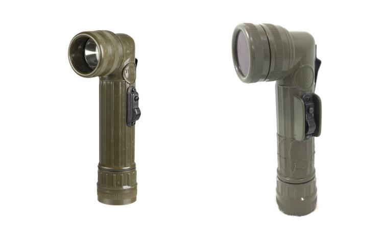 military flashlights TL-122 and TL122D