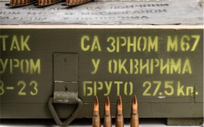 Maxim Defense Has Cases of 7.62 x 39 Ready to Ship