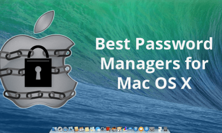 Best Password Managers for Mac OS X