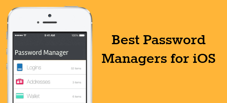 Best Password Managers for IOS