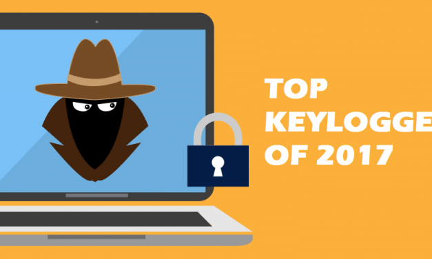 Top Keyloggers of 2018