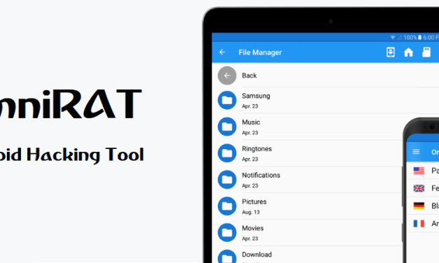Download OmniRAT Full Version – Android Remote Administration Tool