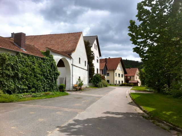 Hofenstetten - the nearby village