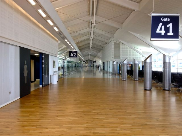 Great airport - BHX