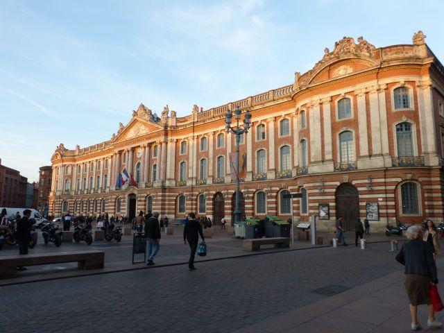 Pl du Capitole, Toulouse