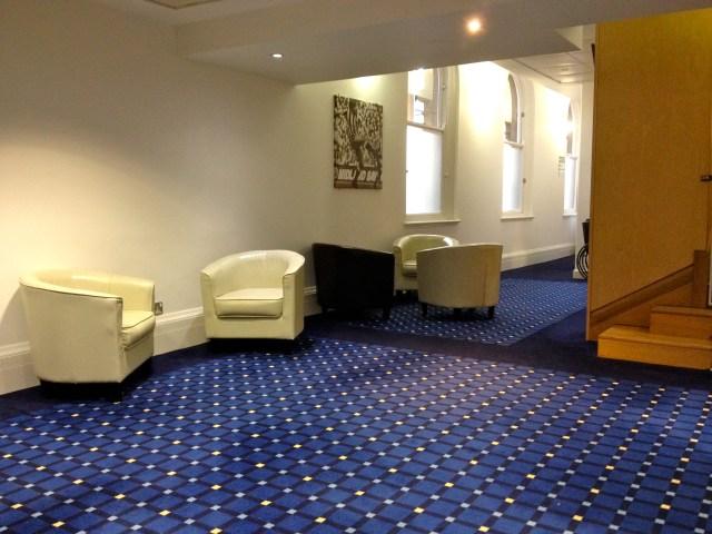 1st class lounge, Newcastle