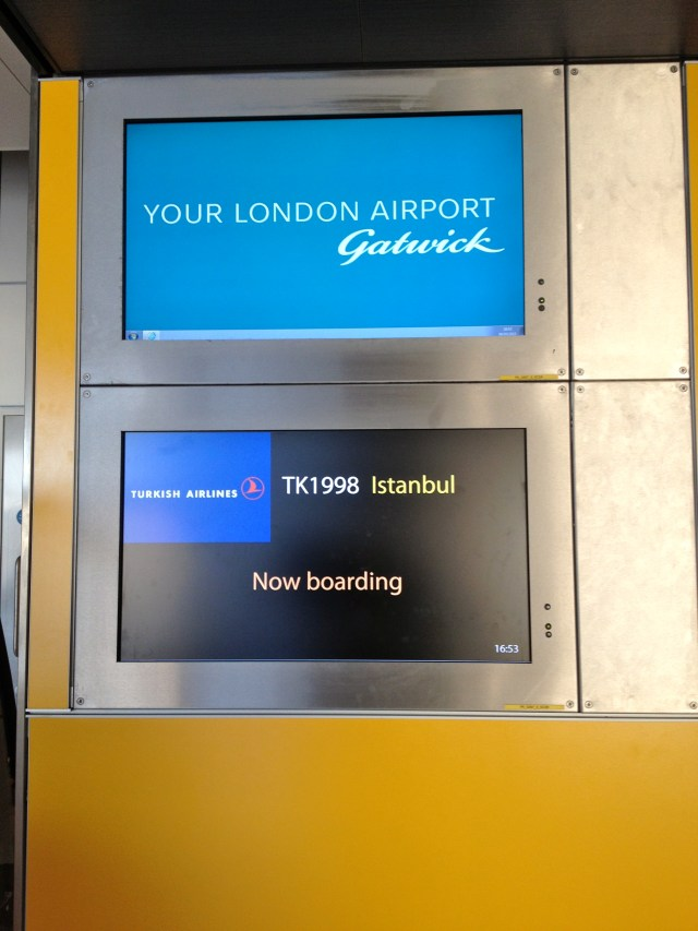 Istanbul or Edinburgh?