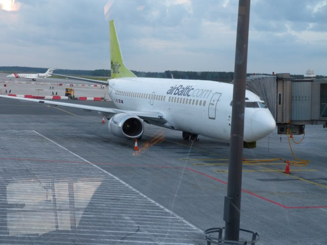 well done, Air Baltic