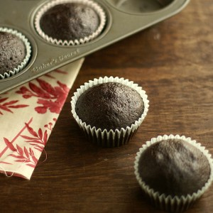 adjusting recipe for cupcakes