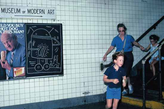 Keith-Haring-Chalk-Street-Art