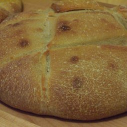 Making Basic Sourdough Bread: BBA