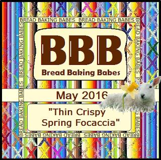 Bread Baking Babes May 2016 Badge