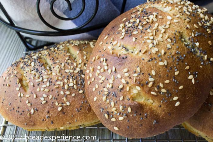Shubbak el Habayeb Iraqi Bread
