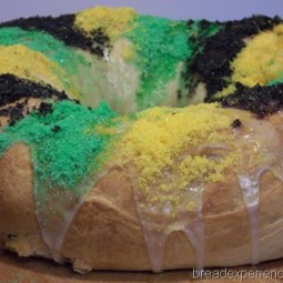 King Cake: BOM