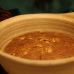 No Knead Einkorn Bread in a Pot