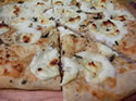 Pizza Blanco