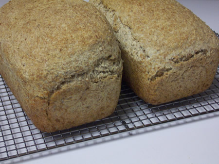 how to make sprouted bread flour