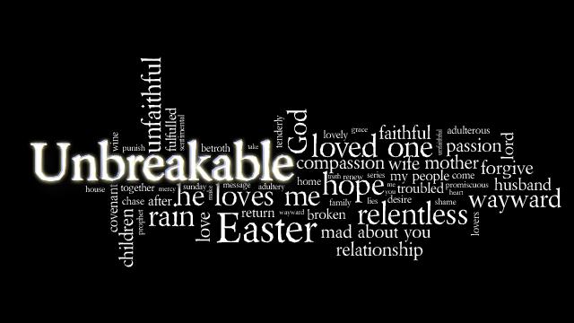 UnBreakable Part 3: Relentless by Jason Ewart - Bread for