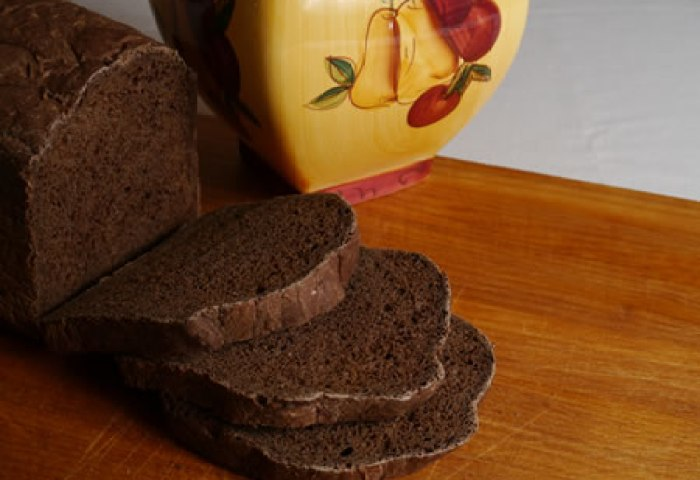Bread Mix Review Prepared Pantry Black Russian Bread Mix Bread