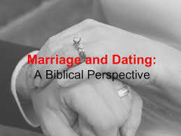 Biblical Perspective of Dating
