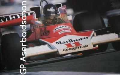 Formel 1 Grand Prix von Europa Aserbaidschan // Baku