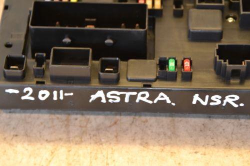 small resolution of vauxhall astra fuse box 13302301 mk6 astra 2 0 cdti fuse box 2011