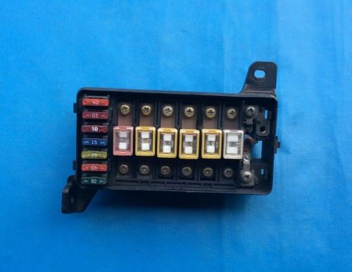 small resolution of fuse box land rover freelander