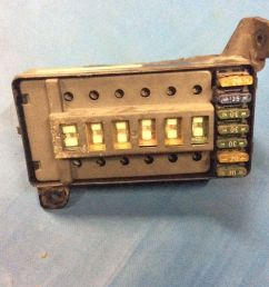 land rover discovery 1 300tdi engine fuse box part amr1553 breakeryard com [ 1600 x 1195 Pixel ]