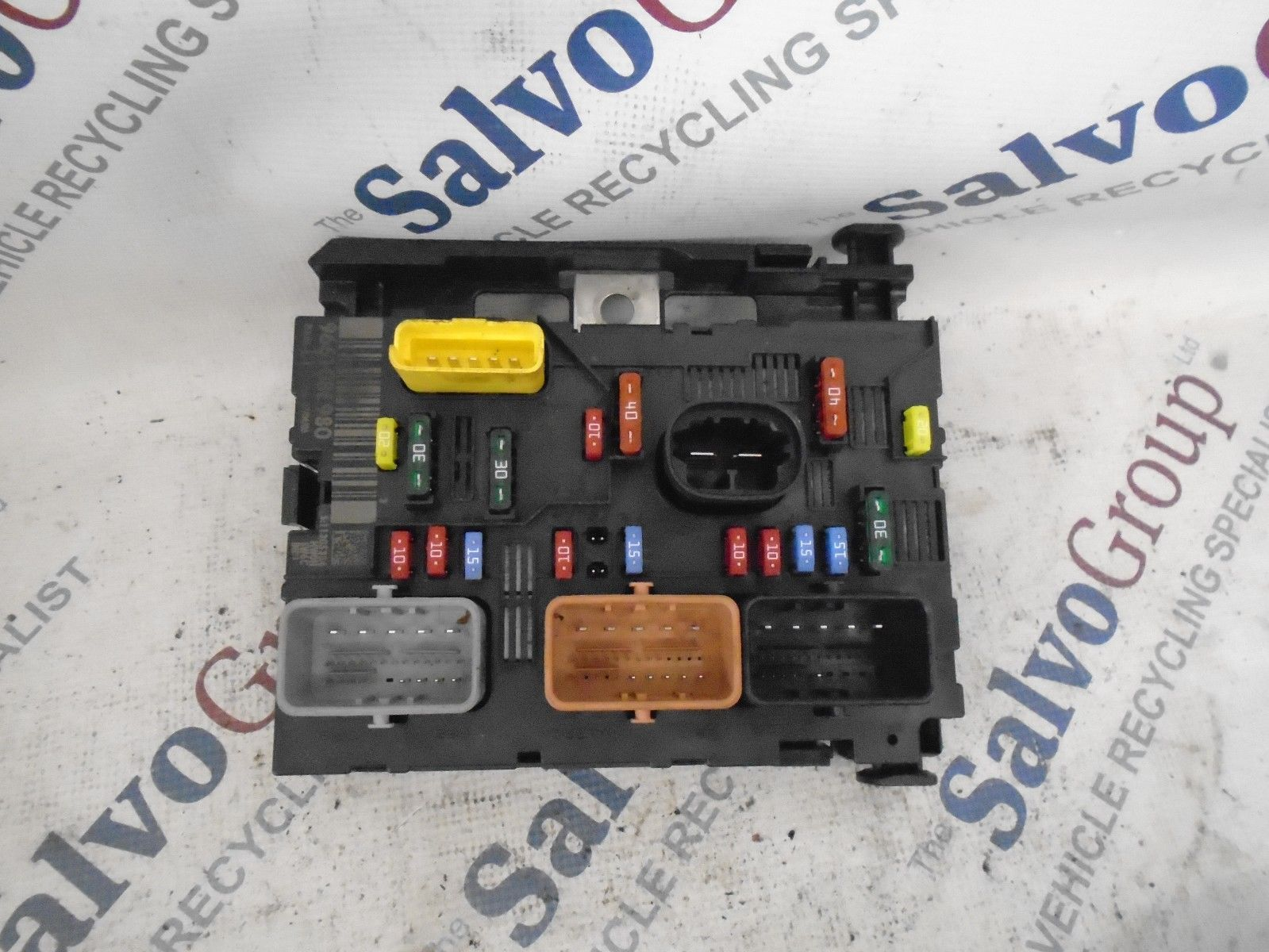 hight resolution of peugeot fuse box 207 wiring diagram gopeugeot 207 1 4 16v fuse box 9661086980 breakeryard com