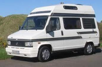 Write A Review For The Talbot Camper Van