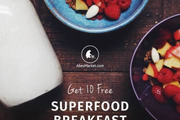 Superfood Breakfast Recipes