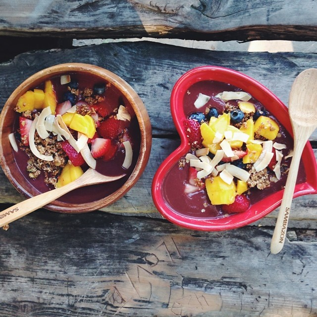 Breakfast Criminals Acai Bowls
