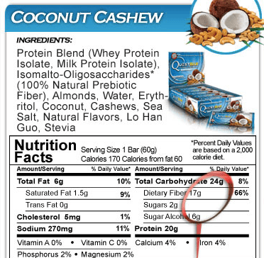 truth about quest bars on keto diet